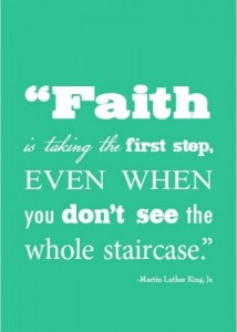 faith staircase